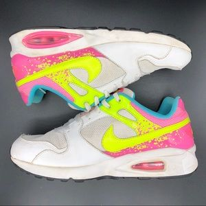 Nike Women's Air Max NSW 365 Neon Shoes